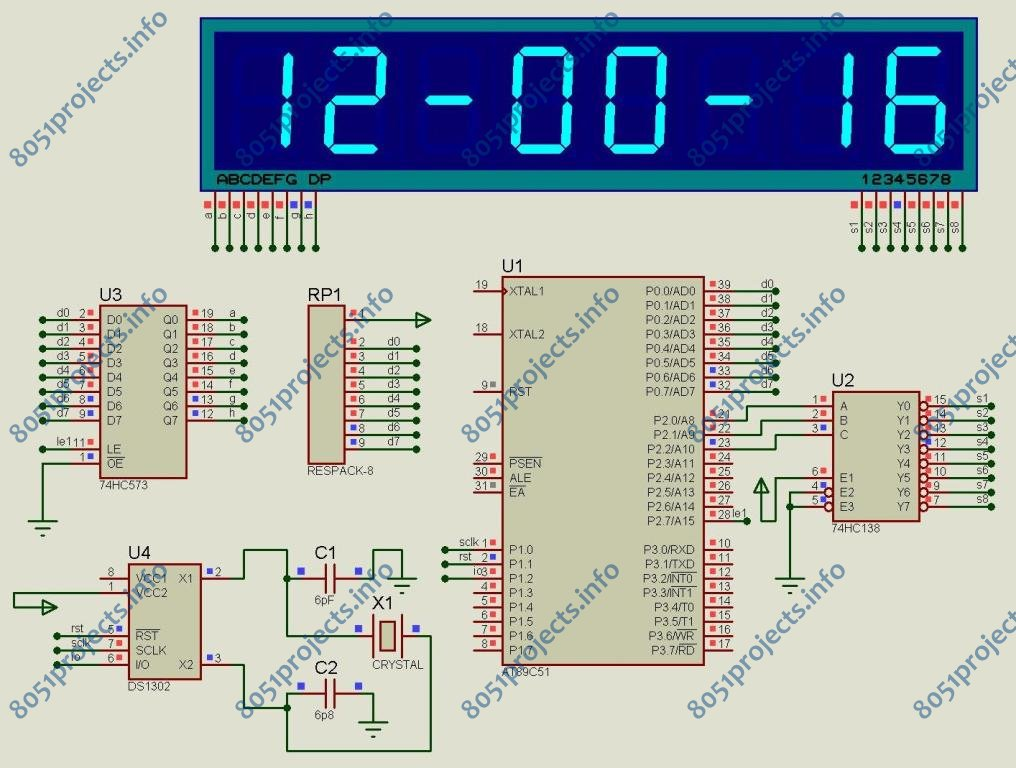 microcontroller projects in c for the 8051 free download